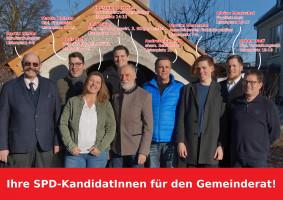 Kandidaten Gemeinderatswahl